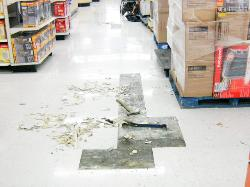 flooring repairs and supplies
