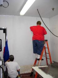 FRP panel repairs and supplies